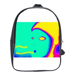 Khaosface4 School Bag (xl)