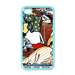 Wee Sma  Hours By Sadie Wendell Mitchell 1909 Apple iPhone 4 Case (Color)