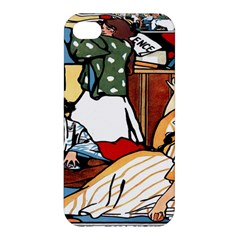 Wee Sma  Hours By Sadie Wendell Mitchell 1909 Apple iPhone 4/4S Hardshell Case
