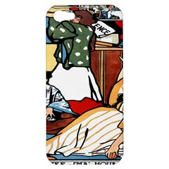 Wee Sma  Hours By Sadie Wendell Mitchell 1909 Apple iPhone 5 Hardshell Case