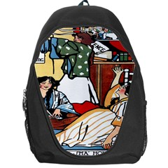 Wee Sma  Hours By Sadie Wendell Mitchell 1909 Backpack Bag