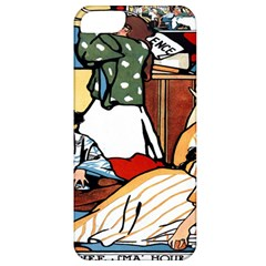 Wee Sma  Hours By Sadie Wendell Mitchell 1909 Apple iPhone 5 Classic Hardshell Case