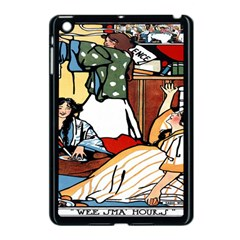 Wee Sma  Hours By Sadie Wendell Mitchell 1909 Apple iPad Mini Case (Black)