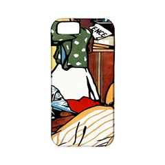 Wee Sma  Hours By Sadie Wendell Mitchell 1909 Apple iPhone 5 Classic Hardshell Case (PC+Silicone)