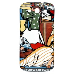 Wee Sma  Hours By Sadie Wendell Mitchell 1909 Samsung Galaxy S3 S III Classic Hardshell Back Case