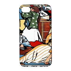 Wee Sma  Hours By Sadie Wendell Mitchell 1909 Apple iPhone 4/4S Hardshell Case with Stand