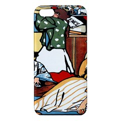 Wee Sma  Hours By Sadie Wendell Mitchell 1909 iPhone 5 Premium Hardshell Case