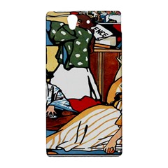 Wee Sma  Hours By Sadie Wendell Mitchell 1909 Sony Xperia Z L36H Hardshell Case