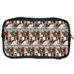 Wee Sma  Hours By Sadie Wendell Mitchell 1909 Travel Toiletry Bag (One Side)