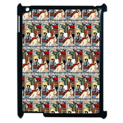 Wee Sma  Hours By Sadie Wendell Mitchell 1909 Apple iPad 2 Case (Black)