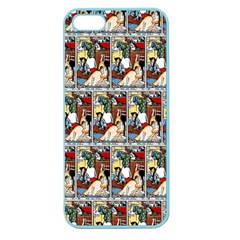 Wee Sma  Hours By Sadie Wendell Mitchell 1909 Apple Seamless iPhone 5 Case (Color)