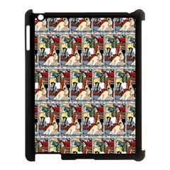 Wee Sma  Hours By Sadie Wendell Mitchell 1909 Apple iPad 3/4 Case (Black)