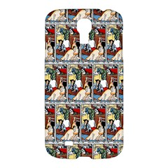 Wee Sma  Hours By Sadie Wendell Mitchell 1909 Samsung Galaxy S4 I9500 Hardshell Case