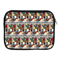 Wee Sma  Hours By Sadie Wendell Mitchell 1909 Apple iPad 2/3/4 Zipper Case