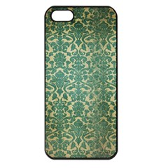 Vintage Wallpaper Apple iPhone 5 Seamless Case (Black)