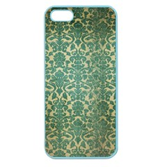Vintage Wallpaper Apple Seamless iPhone 5 Case (Color)
