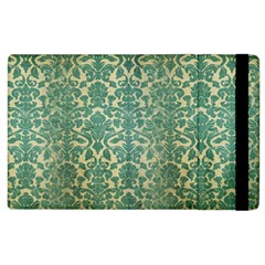 Vintage Wallpaper Apple iPad 3/4 Flip Case