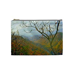 Way Above The Mountains Cosmetic Bag (Medium)