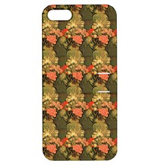 Still Life Vase With Rose Mallows By Vincent Van Gogh 1890  Apple iPhone 5 Hardshell Case with Stand