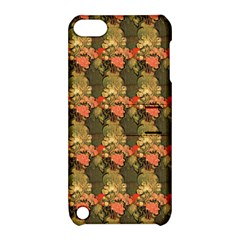 Still Life Vase With Rose Mallows By Vincent Van Gogh 1890  Apple iPod Touch 5 Hardshell Case with Stand