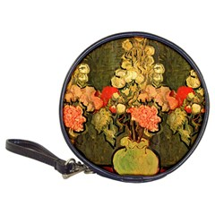 Still Life Vase With Rose Mallows By Vincent Van Gogh 1890  CD Wallet