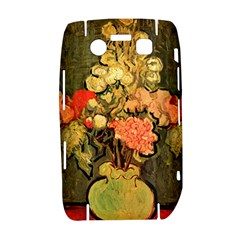 Still Life Vase With Rose Mallows By Vincent Van Gogh 1890  BlackBerry Bold 9700 Hardshell Case