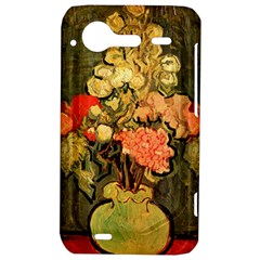Still Life Vase With Rose Mallows By Vincent Van Gogh 1890  HTC Incredible S Hardshell Case