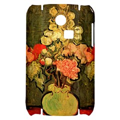 Still Life Vase With Rose Mallows By Vincent Van Gogh 1890  Samsung S3350 Hardshell Case