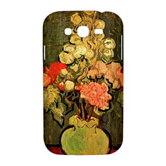 Still Life Vase With Rose Mallows By Vincent Van Gogh 1890  Samsung Galaxy Grand DUOS I9082 Hardshell Case
