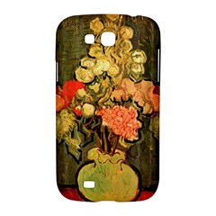 Still Life Vase With Rose Mallows By Vincent Van Gogh 1890  Samsung Galaxy Grand GT-I9128 Hardshell Case