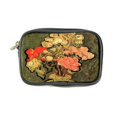 Still Life Vase With Rose Mallows By Vincent Van Gogh 1890  Coin Purse