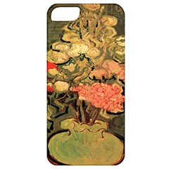 Still Life Vase With Rose Mallows By Vincent Van Gogh 1890  Apple iPhone 5 Classic Hardshell Case