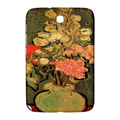Still Life Vase With Rose Mallows By Vincent Van Gogh 1890  Samsung Galaxy Note 8.0 N5100 Hardshell Case