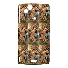 Autumn By Alfons Mucha 1896 Sony Xperia Arc Hardshell Case