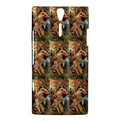 Autumn By Alfons Mucha 1896 Sony Xperia S Hardshell Case