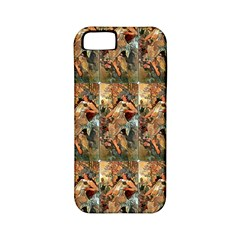 Autumn By Alfons Mucha 1896 Apple iPhone 5 Classic Hardshell Case (PC+Silicone)