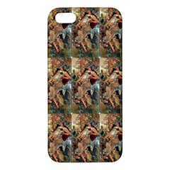 Autumn By Alfons Mucha 1896 iPhone 5 Premium Hardshell Case