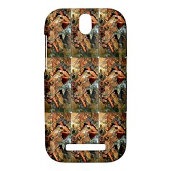 Autumn By Alfons Mucha 1896 HTC One SV Hardshell Case