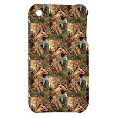 Autumn By Alfons Mucha 1896 Apple iPhone 3G/3GS Hardshell Case