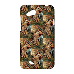 Autumn By Alfons Mucha 1896 HTC T328D (Desire VC) Hardshell Case