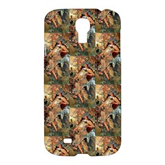 Autumn By Alfons Mucha 1896 Samsung Galaxy S4 I9500 Hardshell Case