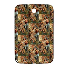 Autumn By Alfons Mucha 1896 Samsung Galaxy Note 8.0 N5100 Hardshell Case