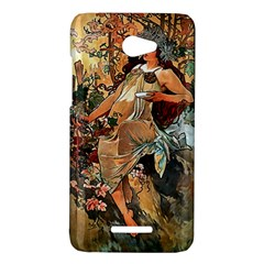 Autumn By Alfons Mucha 1896 HTC X920E(Butterfly) Case