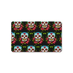 Sugar Skull Magnet (Name Card)