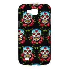 Sugar Skull Samsung Galaxy Premier I9260 Hardshell Case