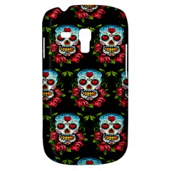 Sugar Skull Samsung Galaxy S3 MINI I8190 Hardshell Case