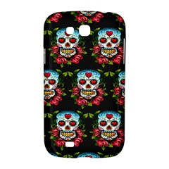 Sugar Skull Samsung Galaxy Grand GT-I9128 Hardshell Case