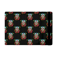 Sugar Skull Apple iPad Mini Flip Case