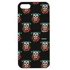 Sugar Skull Apple iPhone 5 Hardshell Case with Stand