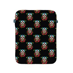 Sugar Skull Apple iPad 2/3/4 Protective Soft Case